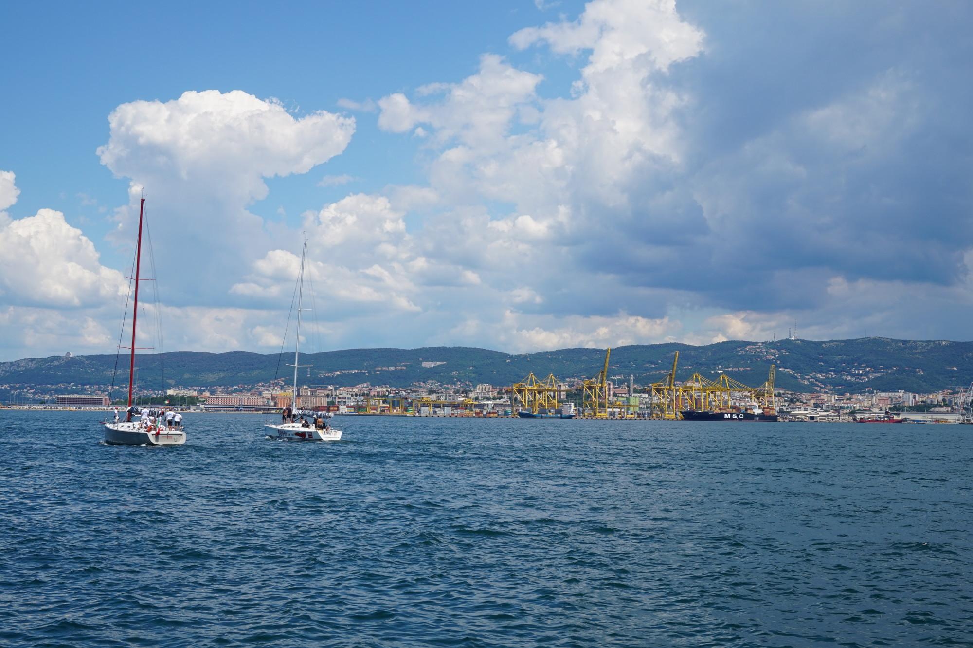 Blick Trieste
